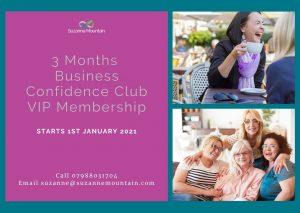 voucher Business Confidence Club